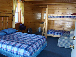 Riverdrivers Camping & Lodging