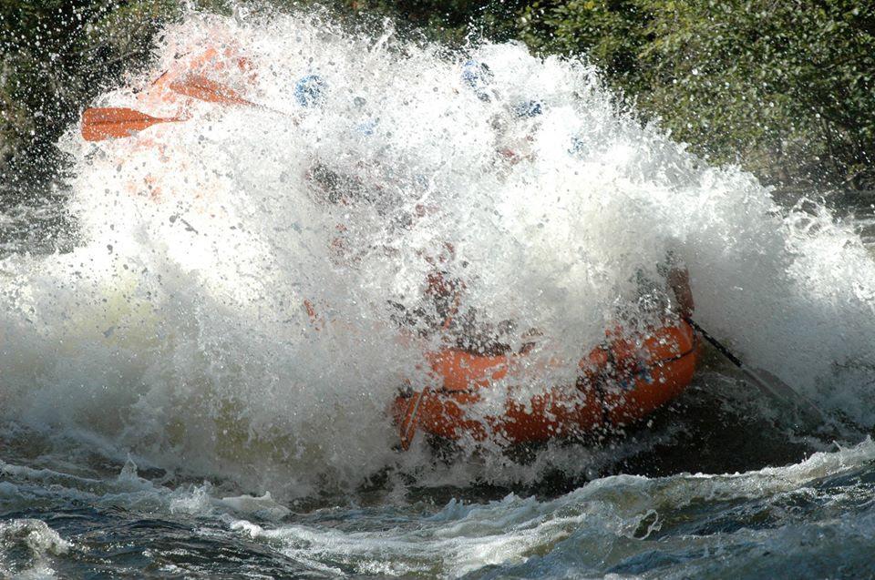 2020 Kennebec River High Water 8000cfs