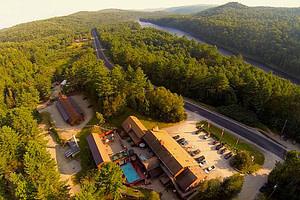 The Forks Adventure Resort